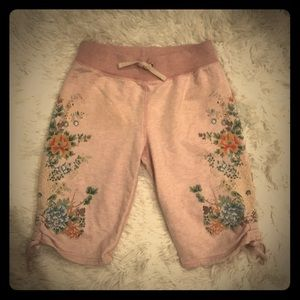 Vintage Lucky Cropped Sweats